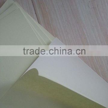 self adhesive glue PVC sheet for photobook album China biggest and professional manufacturer