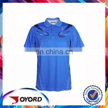 OEM colorful all over sublimation printing polo shirt, wholesale men golf wear