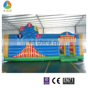 Fun fair obstacle,obstacle course inflatable,obstacle course playground kids.