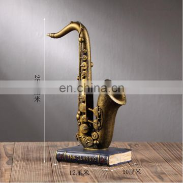 Musical Instruments Ornaments For Bar and Shop Decoration