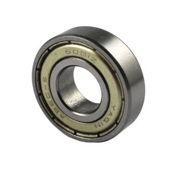 45*100*25mm P5 215317-2RS Deep Groove Ball Bearing Black-coated