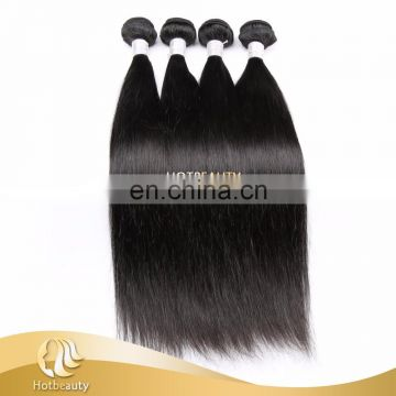 silver silk straight hair /retails Brazilian hair Sample order 10 inch to 30 inch Shedding Free