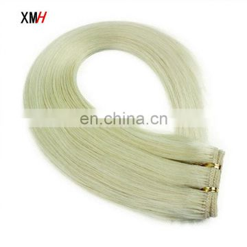 Factory Good Quality Human Hair Blonde Human Hair Extensions