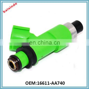 Superior Quality Nozzles Fuel Injector For SUBARUs legacy OEM 16611AA740 16611-AA740