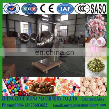 Low cost peanut sugar coating machine/food equipment chocolate coating machine