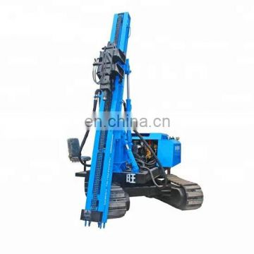 China manufacturer 5m Depth hydraulic piling rotary rig used pile driver