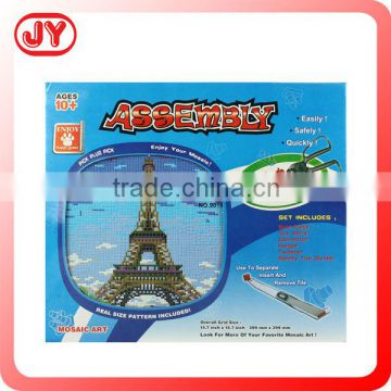 France Paris Eiffel Tower adult jigsaw puzzles with security tools