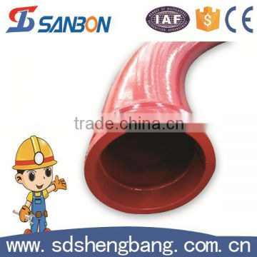 UL FM approved Carbon steel 90 degree hebei factory 45 degree concrete pump elbow