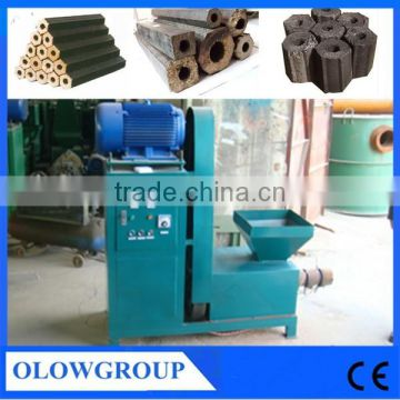 High quality low price charcoal biofuel homemade briquette machine supplier with ce approve of Briquette press machinery from China Suppliers - 139011163