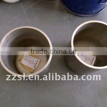 Molybdenum crucible and products for rare earth melting and vacuum coating