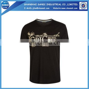 Cheap promotional custom sports cotton t-shirt
