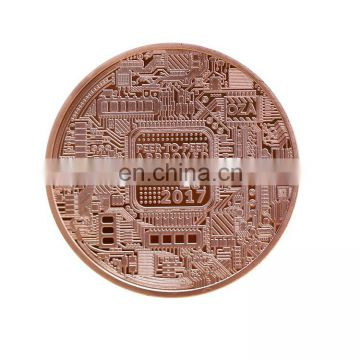 [Manufacturer]Cheap Arts Antique Plating Two Side Custom Coin