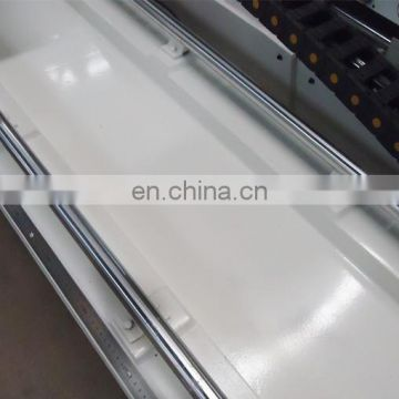 Plastic windows angular cutting UPVC window making machine