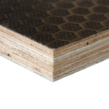 best quality 18mm black film faced plywood for construction