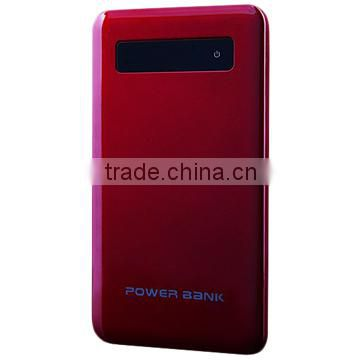 2015 Promotional 4000mAh power bank for smartphone