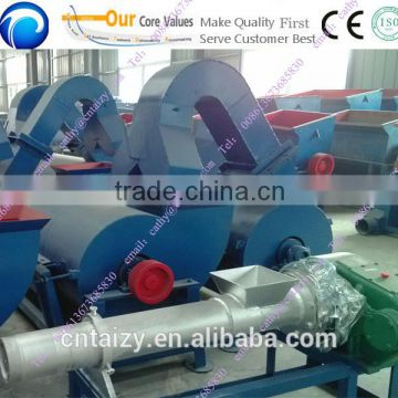 waste plastic bag recycling machine/plastic bag granulation machine/ plastic bag extruder