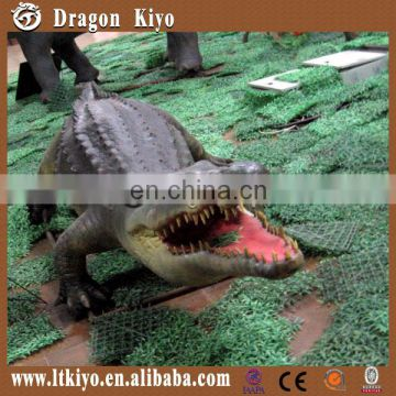 2015 Life Size Mammoth Animatronic Animal Crocodile For Sale