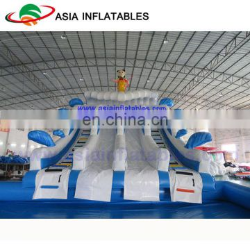 Customized Inflatable Water Park Supplies / Hot Sale Inflatable Water Theme Park