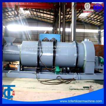 Granule NPK Compound Fertilizer Combination Production Equipment