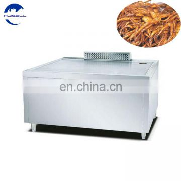 Commercial built-in grill machine barbecue grill 5000W teppanyaki grill