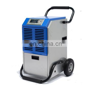 50L Metal Commercial Mobile Industrial Dehumidifier
