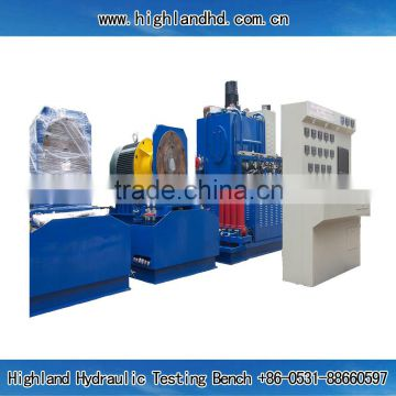 hydraulic field bosch diesel fuel injection pump test bench