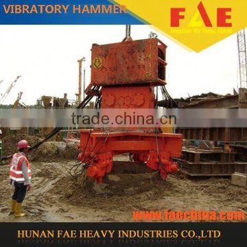 FAECHINA Hydraulic Vibratory Hammer/Side Clamp Vibrator