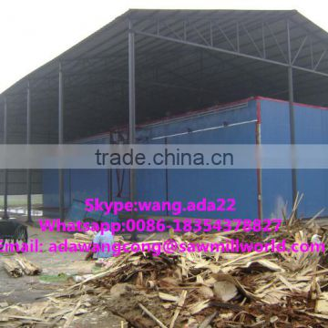 Shandong Firewood Drying Kiln Wood Dryer Kiln For Timber