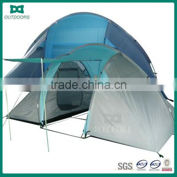 Outdoor two room camps and tents