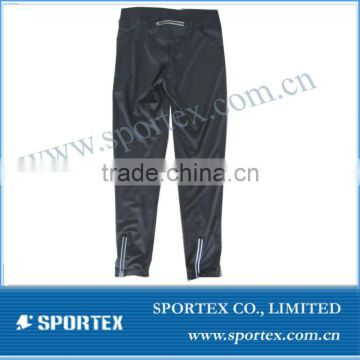 2016 OEM men's polyester spandex running tights, running pant, running leggings #RW0428