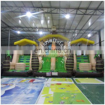 Animal inflatable obstacle park outdoor obstacle course equipment good price inflatable obstacles for sale