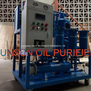 High Performance 2017 Latest 600LPH Hydraulic Oil Filtration and Dehydration System