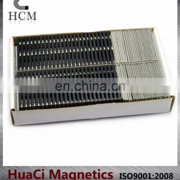 100 Set High Quality Reusable Name Badge Magnet BM-3Mag-1 Made of Neodymium Magnet