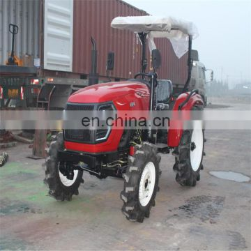 China low price agricultural machinery small farm tractor tractors for sale