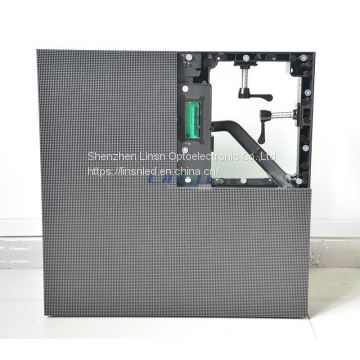 Magnesium Alloy P4.81mm 500mmx500mm Indoor rental led sign display With Rear & Front Service.Easy Maintanence and Easy Installation led billboard advertising