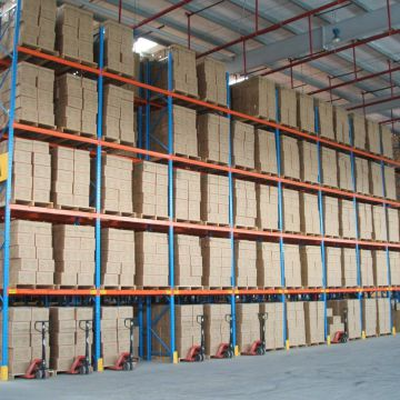 Used In Logistics Warehouse Racking System Industrial Storage Shelves