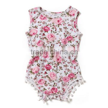 2016 organic cotton baby rompers wholesale baby clothes christmas small girl wear summer baby romper                                                                         Quality Choice