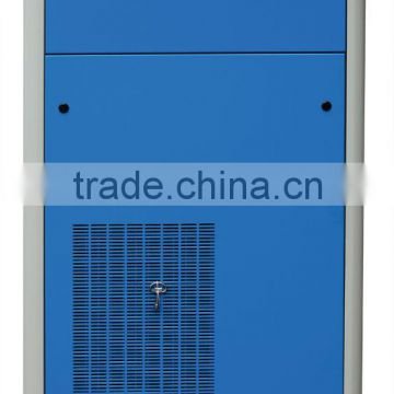 SFA15-TA 15KW/20HP 7 BAR AUGUST variable frequency air cooled screw air compressor 3 phase inverter