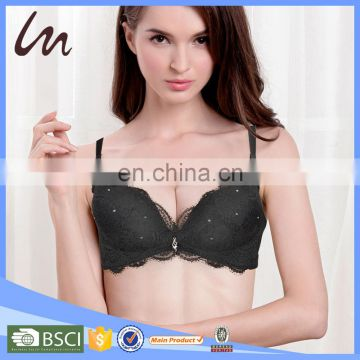 Custom Make Sexi Girl Wear Bra Sexy Bra Sexy Push Up Bra