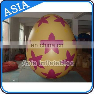 Attractive Inflatable Easter Egg For Easter Day Business Promotion