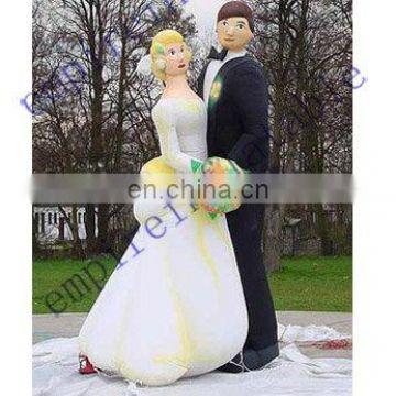 Inflatable Married Couple,Married Couple for wedding,Cartoons & Characters