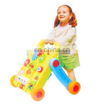 hot selling baby2 in 1 baby walker with music
