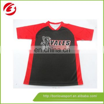 High resolution sublimation printed t-shirt
