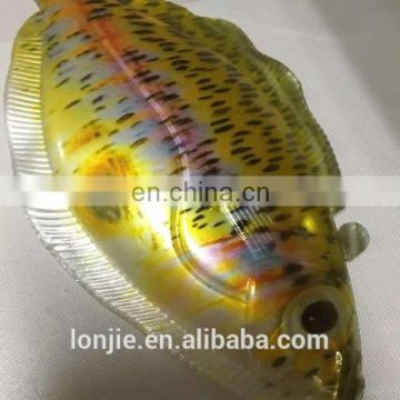Small size chepa price Lure uv printer with emboss effect