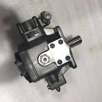Pgf3-3x/025rl07vm Thru-drive Rear Cover 118 Kw Rexroth Pgf Uchida Hydraulic Pump