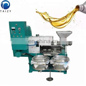 Taizy Multi-functional sea buckthorn cold oil press machine olive oil extraction machine