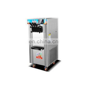 high quality three different flavors commercial cameroon ice cream machine