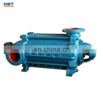 Three phase motor power washer pump