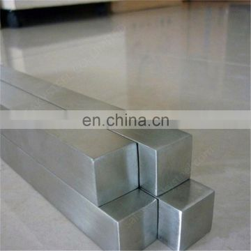 Round Corner Stainless Steel Square Bar 304 316