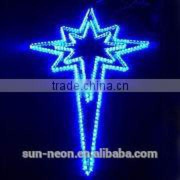 White Shooting Stars Light Led Commercial Christmas